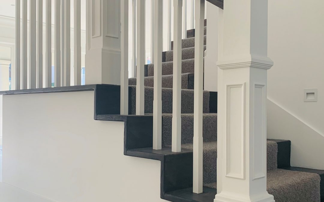 Project Spotlight: Traditional Stairs in Toorak