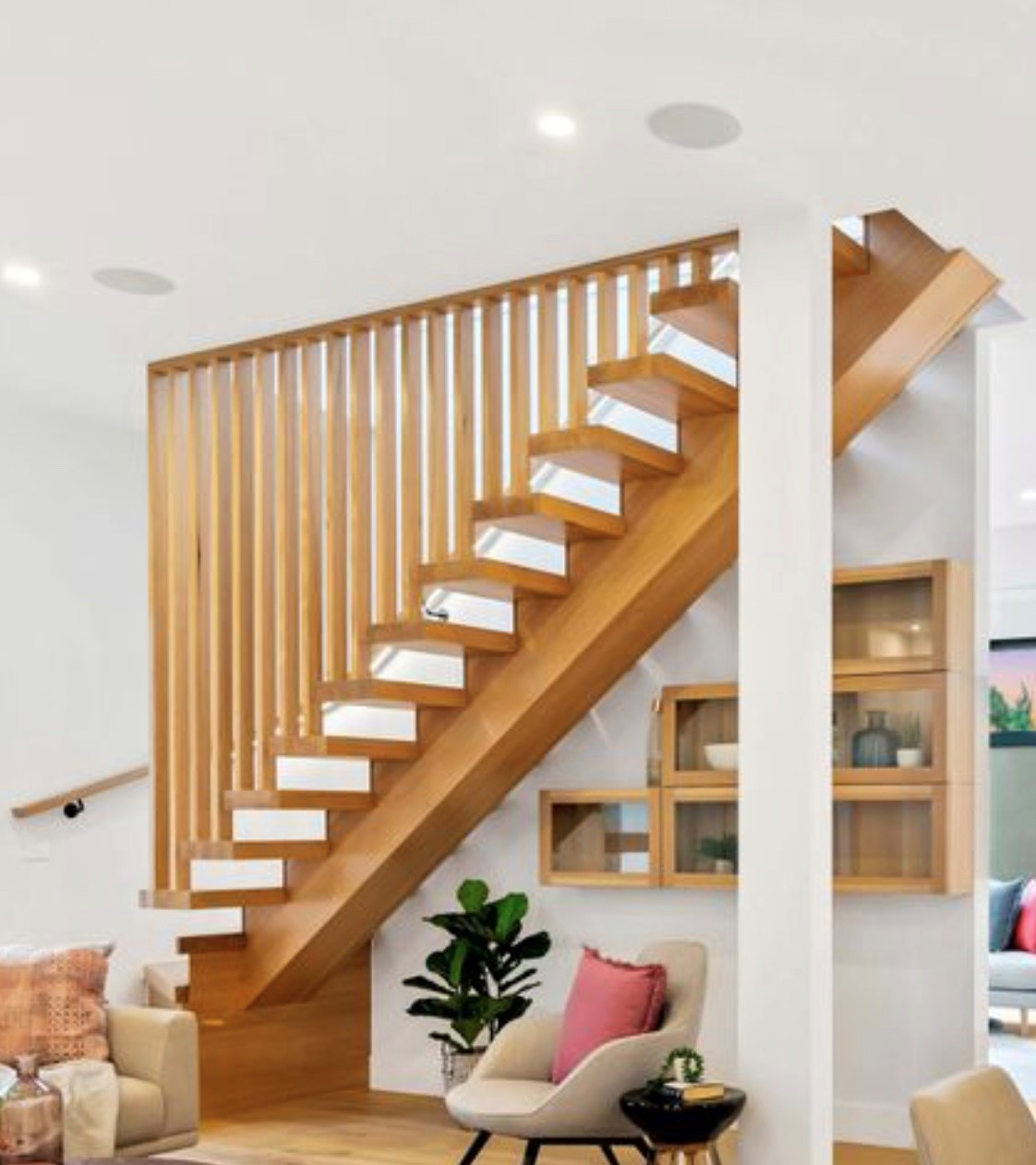 Timber staircase prices