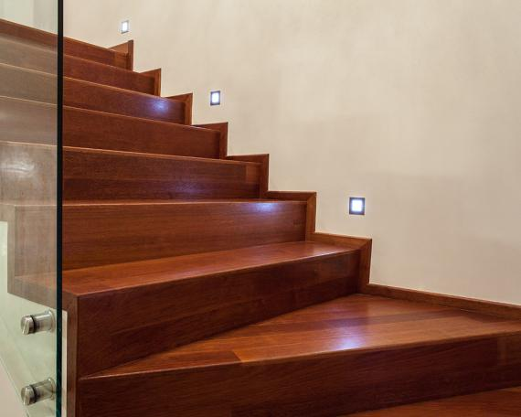 Contemporary staircase builders Melbourne