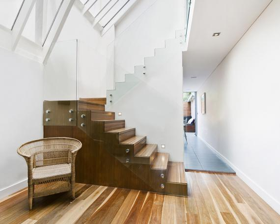 Modern staircase builders in Melbourne