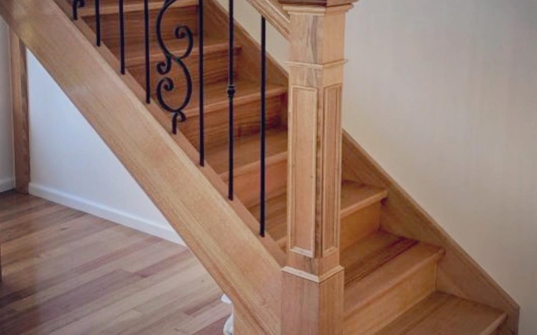 Stairs for the family home