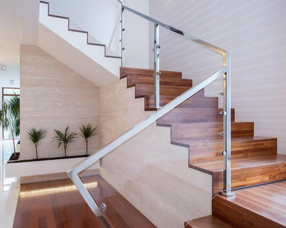Stainless Steel Handrails Melbourne